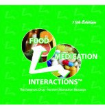 Food Medication Interactions: cover art