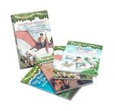 Magic Tree House Volumes 1-4 Boxed Set 2001 9780375813658 Front Cover