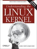 Understanding the Linux Kernel 3rd 2005 Revised 9780596005658 Front Cover