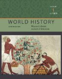 World History - To 1800 7th 2012 9781111831660 Front Cover