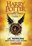 Harry Potter and the Cursed Child 2017 9781338216660 Front Cover