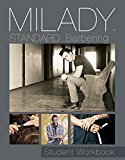 Milady's Standard Professional Barbering: 2016 9781305100664 Front Cover
