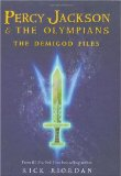 Percy Jackson: the Demigod Files 2009 9781423121664 Front Cover