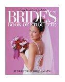 Bride's Book of Etiquette 2002 9780399528668 Front Cover