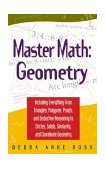 Master Math Geometry 2004 9781564146670 Front Cover