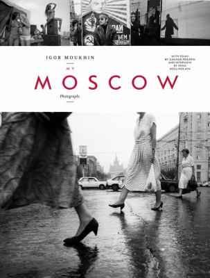 My Moscow 2012 9789053307670 Front Cover