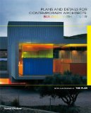 Plans and Details for Contemporary Architects Building with Colour 2010 9780500342671 Front Cover