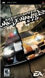 Case art for Need for Speed Most Wanted - Sony PSP