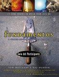 Fundamentos Un Recurso de Discipulado de Iglesia con Proposito 2006 9780829738674 Front Cover