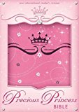 Nirv Precious Princess Bible 2014 9780310743675 Front Cover