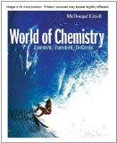 McDougal Littell World of Chemistry Laboratory Experiments 2nd 2007 9780618829675 Front Cover