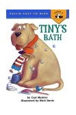 Tiny's Bath 1999 9780141302676 Front Cover