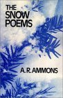 Snow Poems 1977 9780393044676 Front Cover