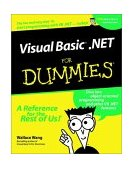 VisualBasic . NET for Dummies 2001 9780764508677 Front Cover