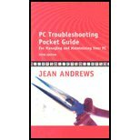 PC Troubleshooting Pocket Guide 5th 2007 9780619217679 Front Cover