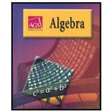 AGS Algebra  9780785435679 Front Cover