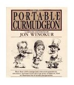 Portable Curmudgeon 1992 9780452266681 Front Cover