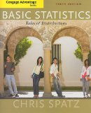 Basic Statistics Tales of Distributions 10th 2010 9780495909682 Front Cover