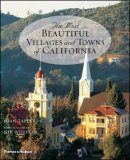 Most Beautiful Villages and Towns of California 2007 9780500513682 Front Cover