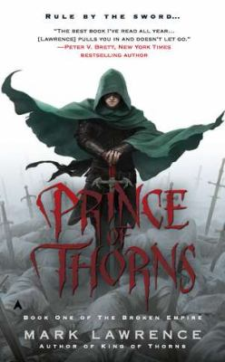 Prince of Thorns 2012 9781937007683 Front Cover