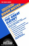Great Gatsby 1984 9780764191688 Front Cover