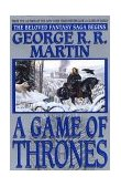 Game of Thrones 1st 2002 9780553381689 Front Cover