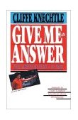 Give Me an Answer 1986 9780877845690 Front Cover