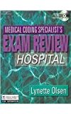 Medical Coding Specialist's Exam Review Hospital (Book Only) 2005 9781111320690 Front Cover