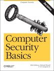 Computer Security Basics 2nd 2006 Revised  9780596006693 Front Cover