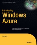 Introducing Windows Azure 2009 9781430224693 Front Cover