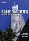 Building Construction Principles, Materials, and Systems cover art