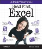 Head First Excel 2010 9780596807696 Front Cover