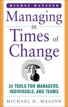 Managing in Times of Change 2013 9780071824699 Front Cover