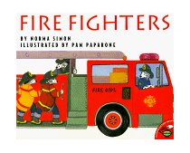Fire Fighters 1998 9780689820700 Front Cover
