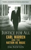 Justice for All Earl Warren and the Nation He Made 2007 9781594482700 Front Cover