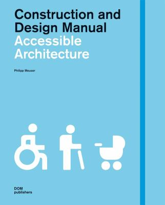 Accessible Architecture 2nd 2012 9783869221700 Front Cover