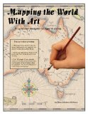 Mapping the World with Art 2009 9780982537701 Front Cover