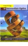 Cengage Advantage Books: Intermediate Algebra 5th 2012 9781111987701 Front Cover