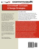 CommVault Concepts and Design Strategies 2012 9781467953702 Front Cover