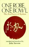 One Robe, One Bowl The Zen Poetry of Ryokan 2006 9780834805705 Front Cover