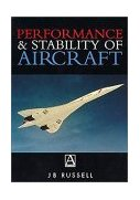Performance and Stability of Aircraft 1996 9780340631706 Front Cover