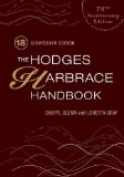 Hodges Harbrace Handbook 18th 2012 9781111346706 Front Cover