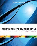 Microeconomics An Intuitive Approach 2010 9780324274707 Front Cover