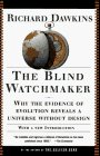 Blind Watchmaker Why the Evidence of Evolution Reveals a Universe Without Design 1996 9780393315707 Front Cover