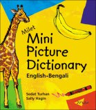 Milet Mini Picture Dictionary 2003 9781840593709 Front Cover
