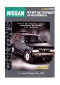 Nissan Pick-Ups and Pathfinder, 1989-1995 1998 9780801986710 Front Cover