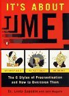 It's about Time! The Six Styles of Procrastination and How to Overcome Them 1997 9780140242713 Front Cover