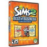 Case art for The Sims 2: Best of Business Collection