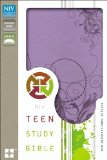 Teen Study Bible 2014 9780310745716 Front Cover