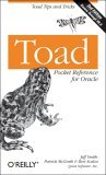 Toad Pocket Reference for Oracle Toad Tips and Tricks 2nd 2005 9780596009717 Front Cover